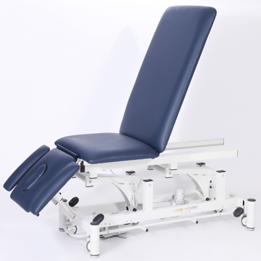 Physical therapy bed
