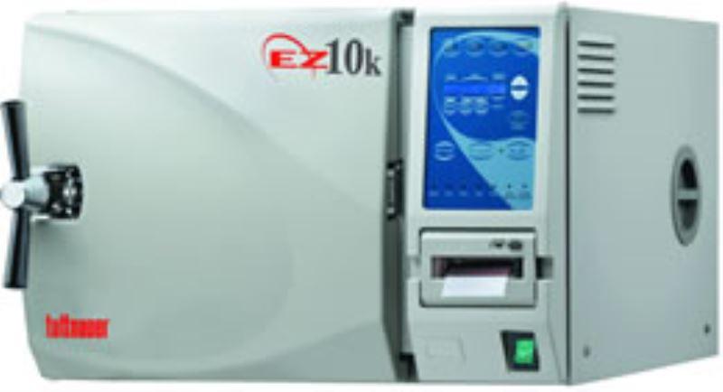 Refurbished Tuttnauer EZ10K Kwiklave, w/Printer
