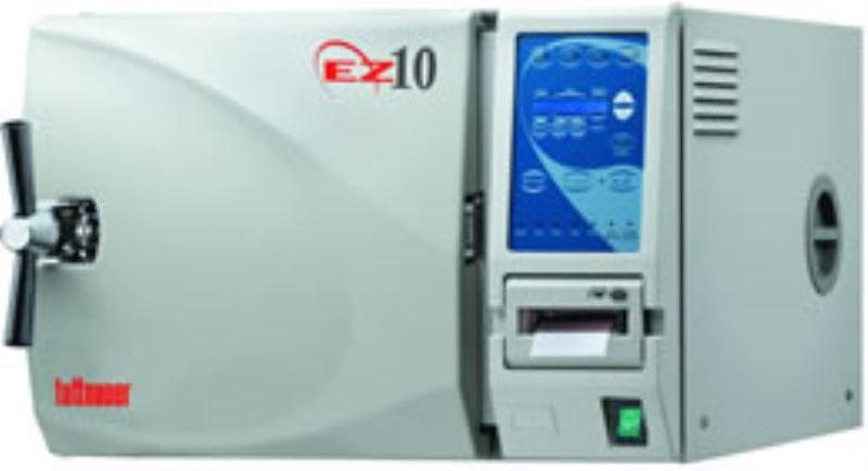 Refurbished Tuttnauer EZ10P Autoclave w/Printer