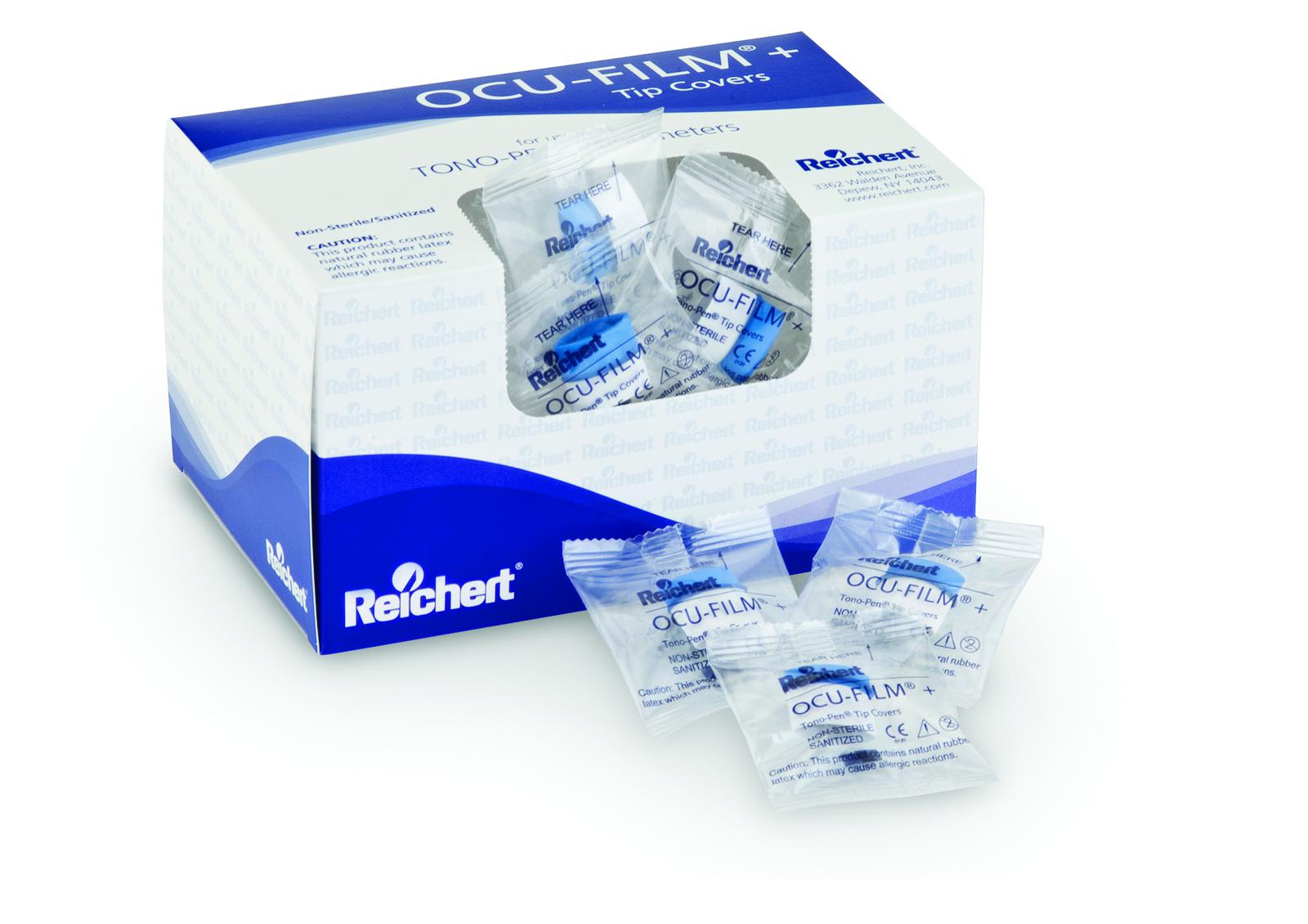 Reichert Disposable Tonotip Covers-Box