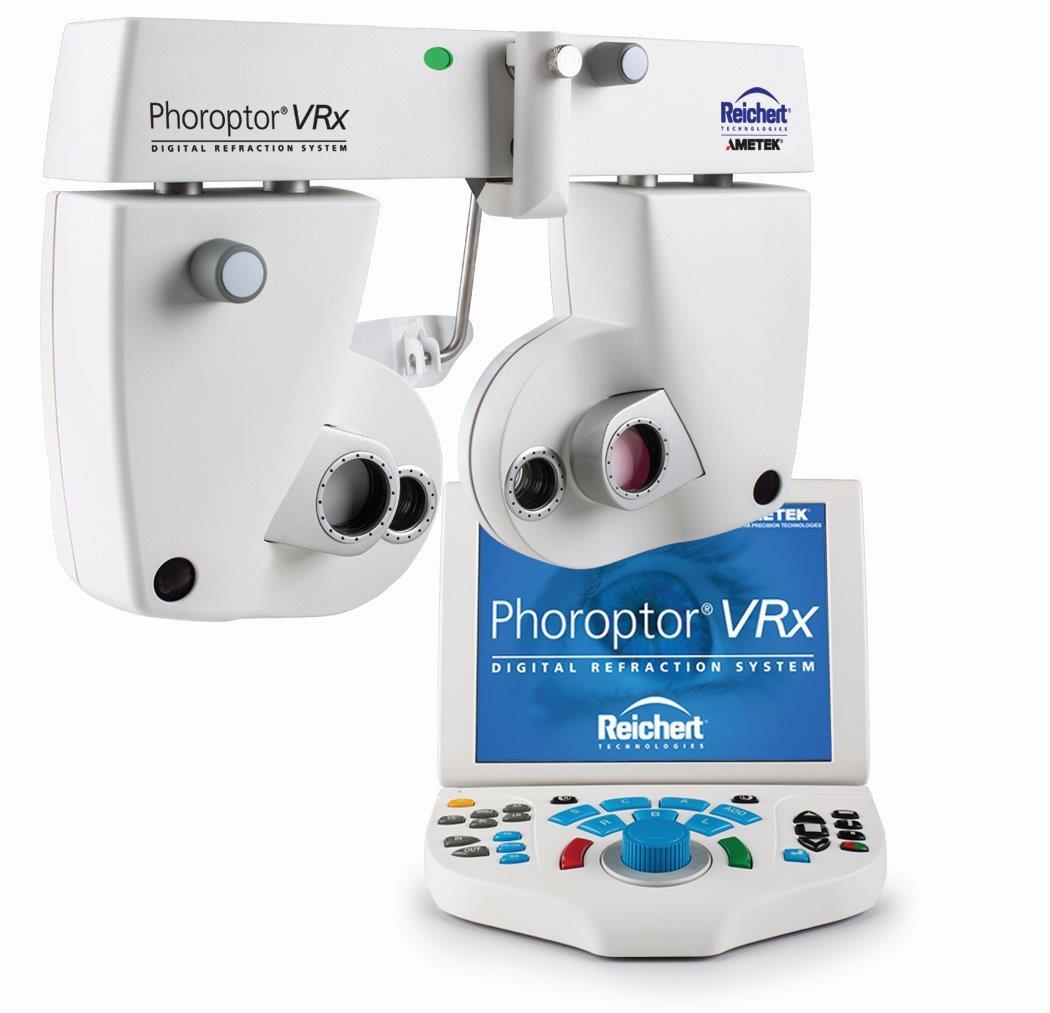 Reichert Phoroptor VRx Digital Refraction System