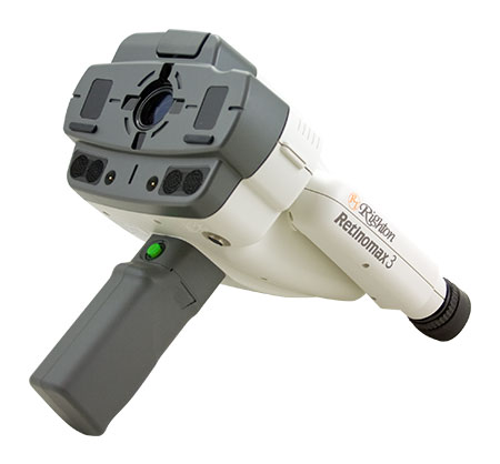Retinomax 3+ Portable Auto Refractor / Keratometer