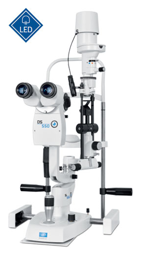 SL550LE Digital Slit Lamp