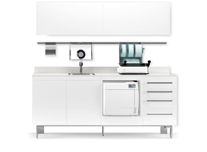 The SteriLine™ 2110 Sterilization Center