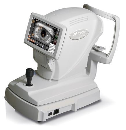 Topcon KR-800s 5-in-1 Auto Kerato-Refractometer
