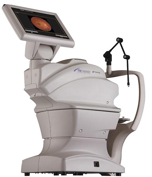 Topon TRC-NW400 Non-Mydriatic Fundus Camera