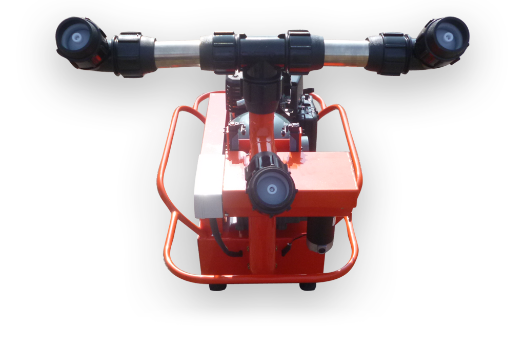 TU100 Truck mounted ULV fogger