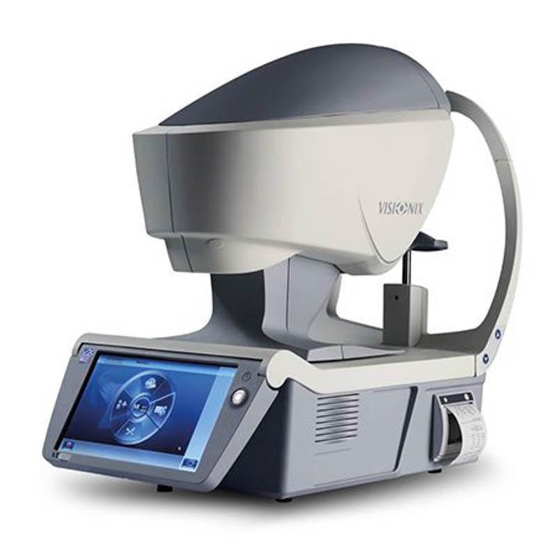 Visionix VX120 AR / K / Topographer / Aberrometer / Pachymeter / NCT