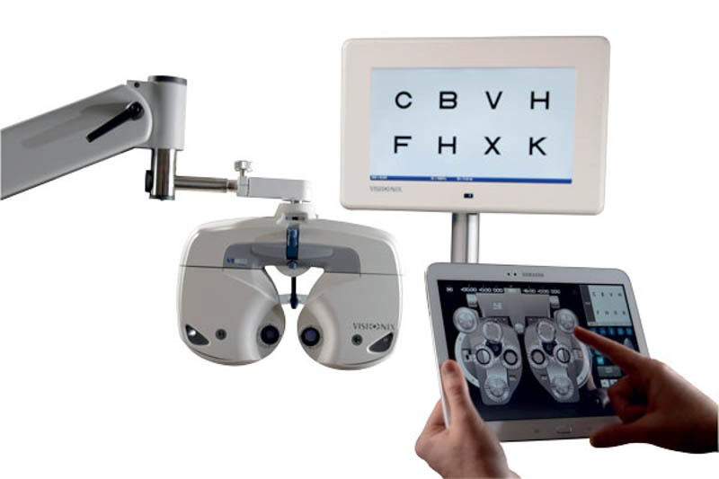 Visionix VX55 Digital Refraction System