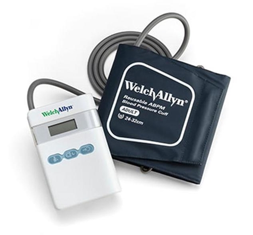 Welch Allyn ABPM 7100 w/ Central Blood Pressure & Welch Allyn Hypertension Software