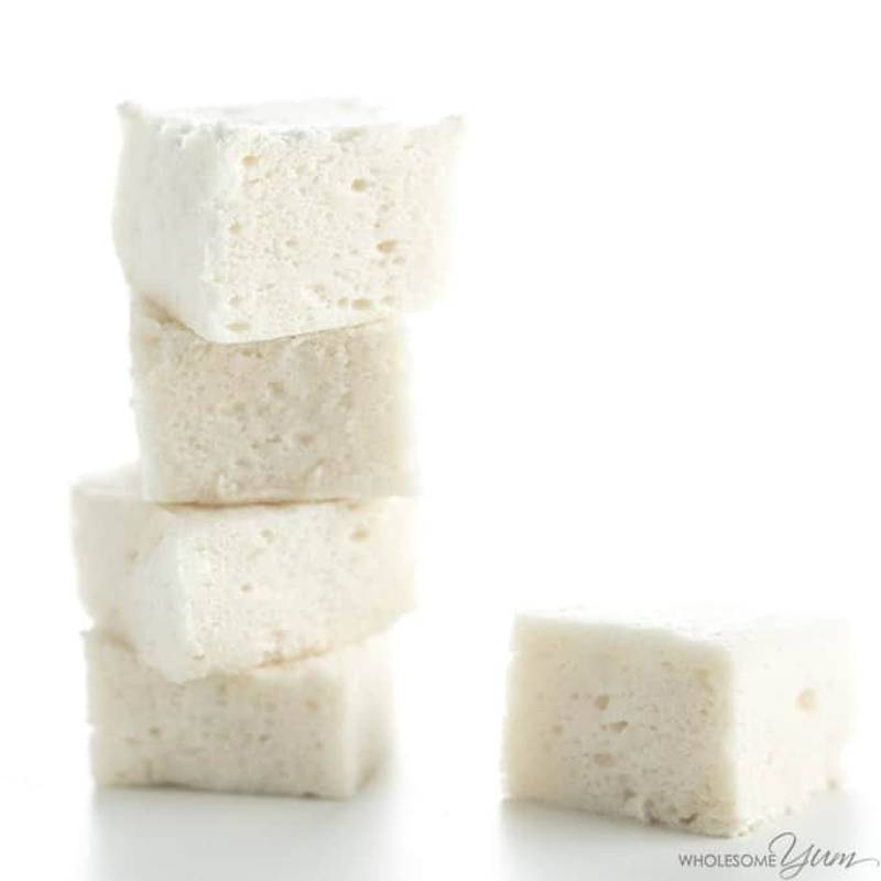 Sugar-Free Marshmallows Recipe Without Corn Syrup