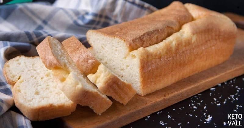 Keto Collagen Protein Bread