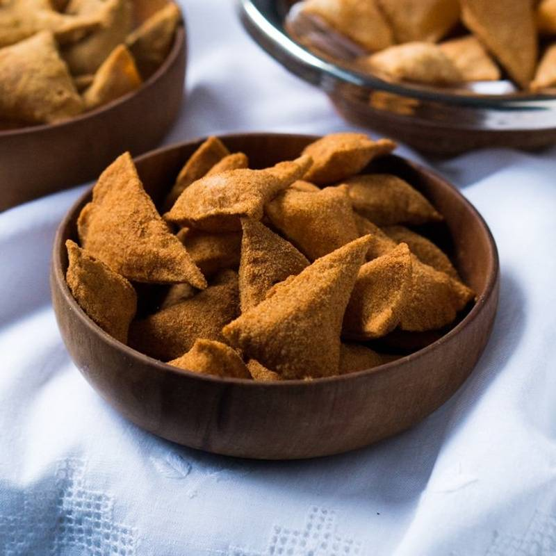 Gluten Free & Keto Tortilla Chips 🌮