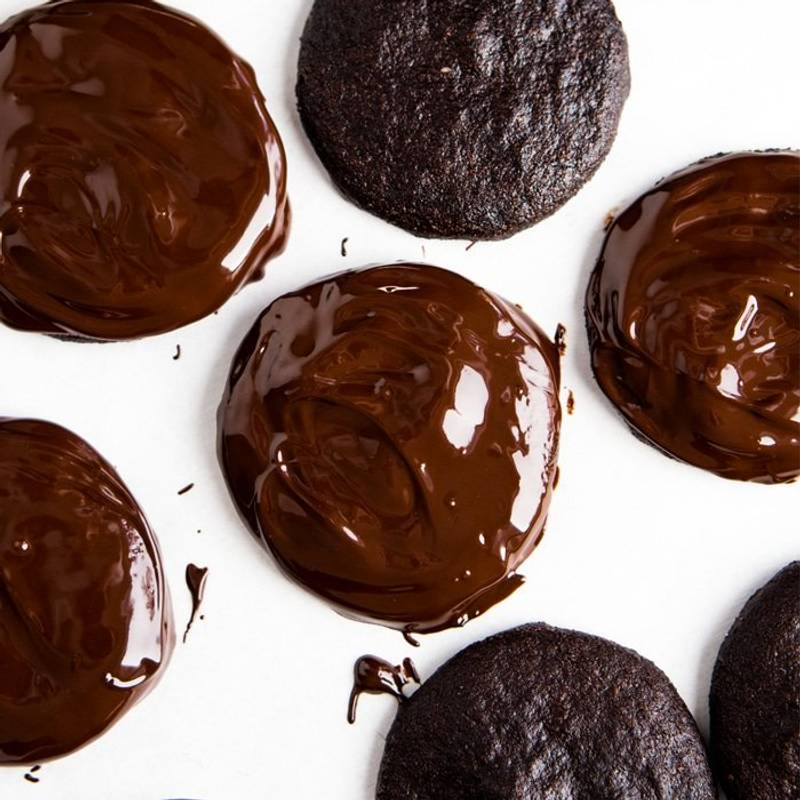 Girl Scout Cookies: Keto Thin Mints!