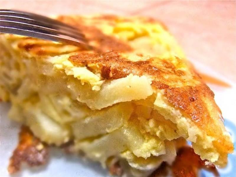 Tortilla de Patatas - Potato Omelette