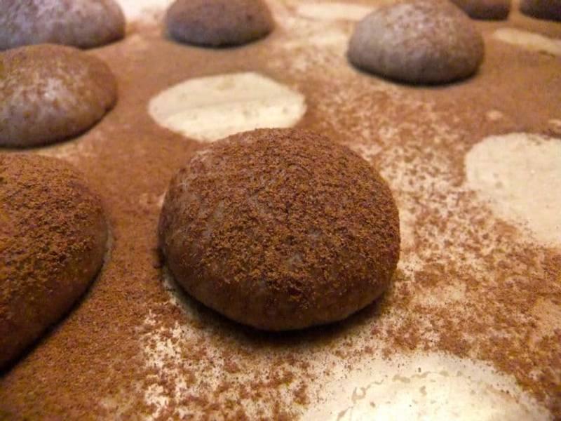 Moroccan Cinnamon Cookies - Montecaos