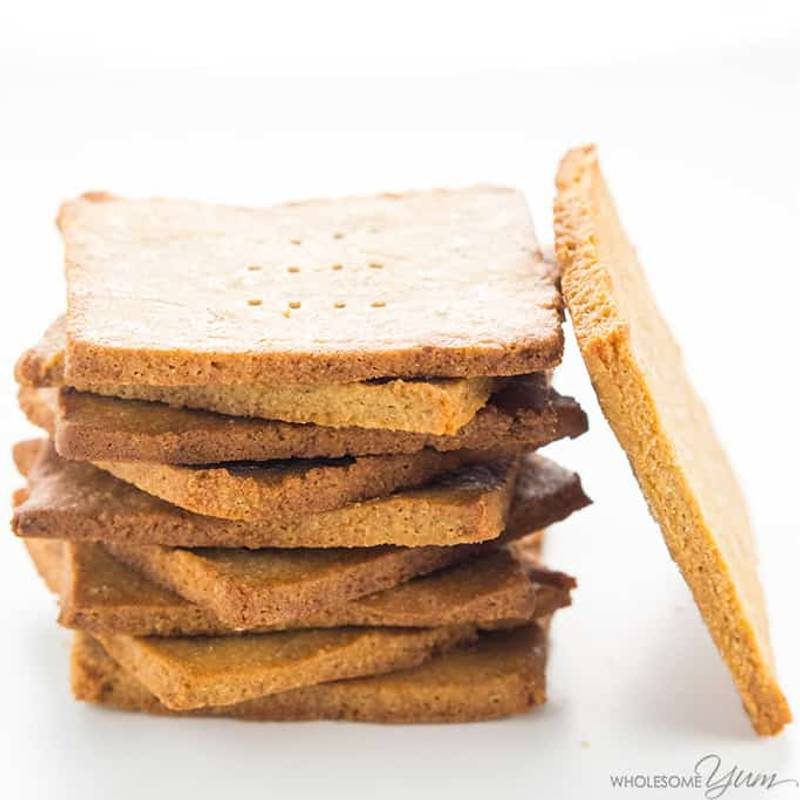 Sugar-Free Gluten-Free Graham Crackers Recipe