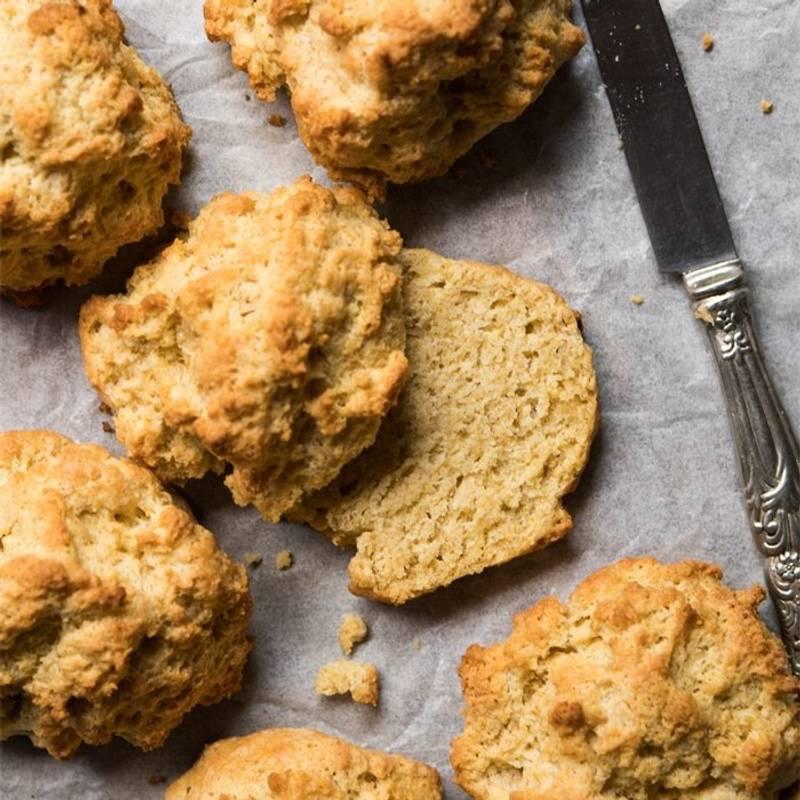 Gluten Free, Paleo & Keto Drop Biscuits