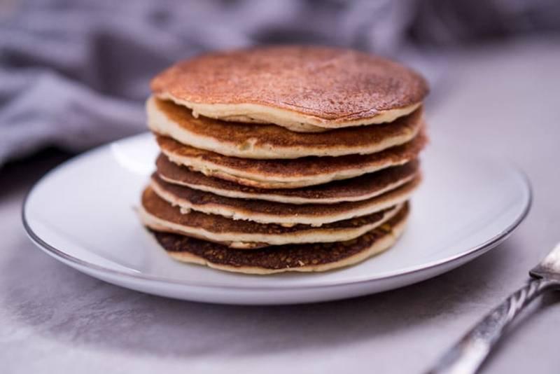 Keto Pancakes Recipe with Almond Flour