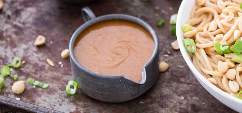 Almost Instant Peanut Sauce