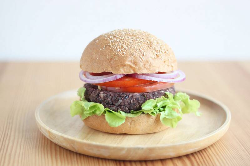 Easy Veggie Patties for Plant-Based Burgers