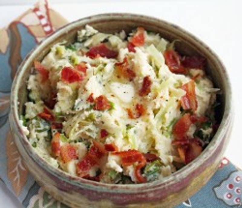 Bubble & Squeak (Low Carb and Gluten Free)
