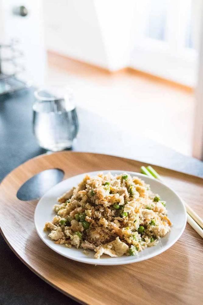 Keto Chinese Fried Rice Recipe