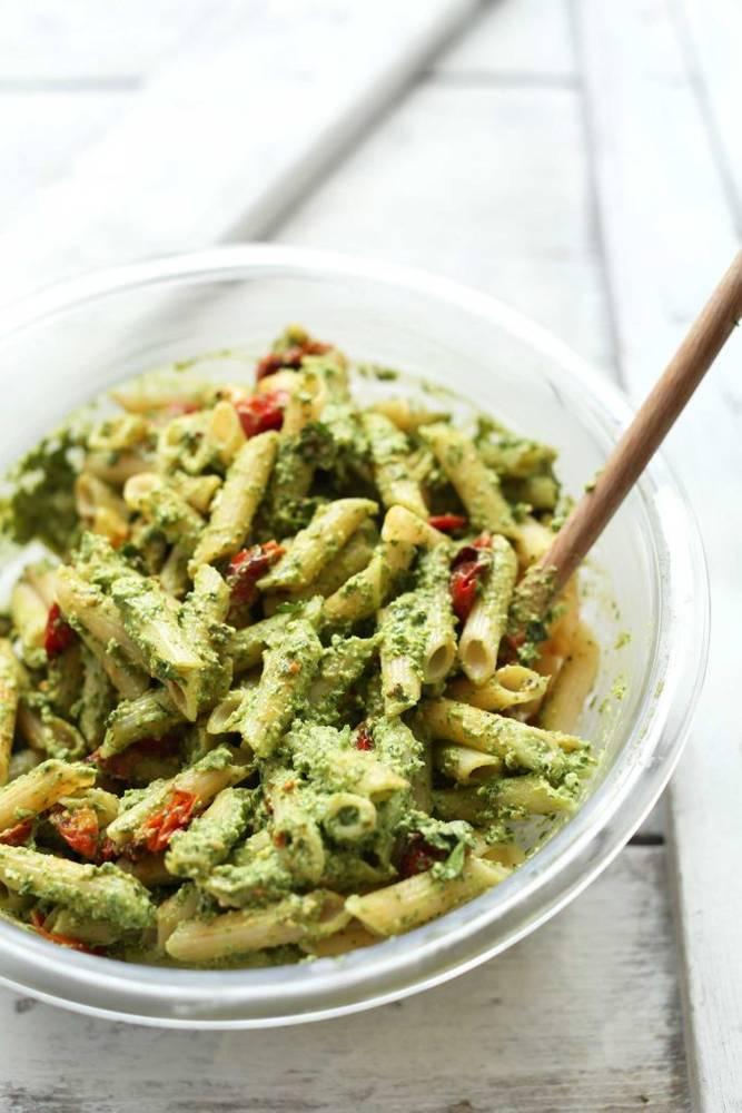 Penne Pasta Salad (30 minutes!)