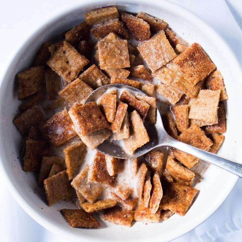 Gluten Free, Grain Free & Keto Cinnamon Toast Crunch Cereal 2.0