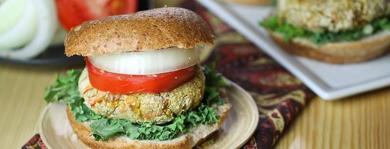 Basic Veggie Burger Recipe