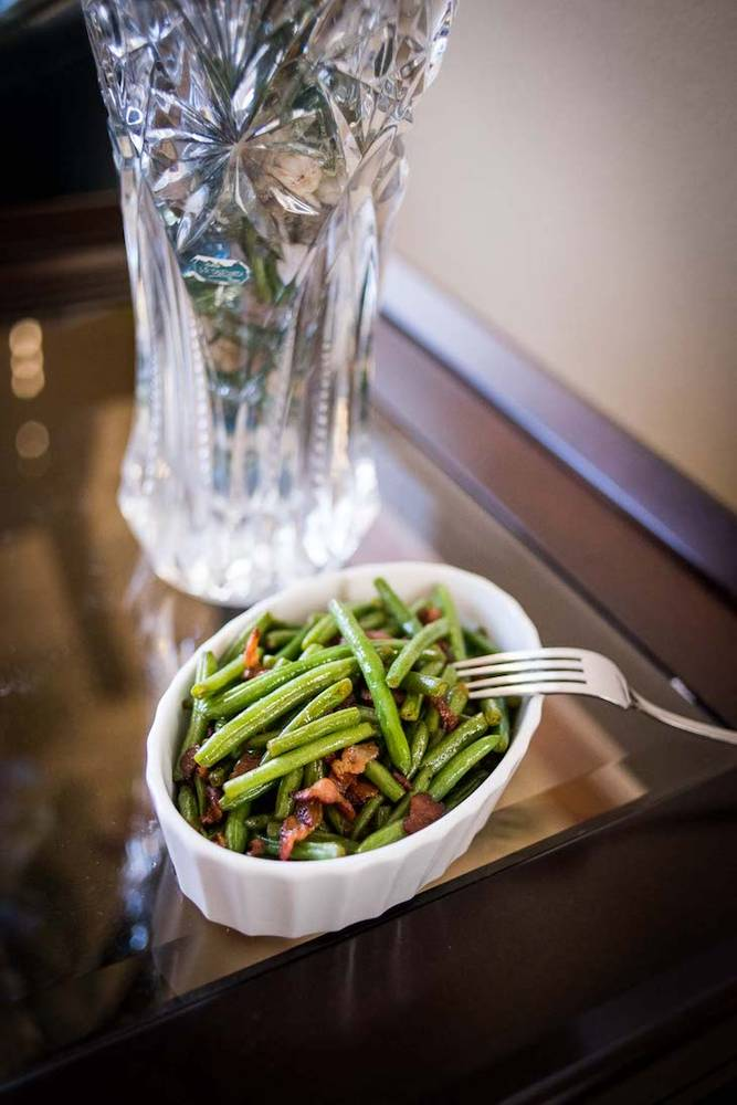 Keto Bacon Green Beans Recipe
