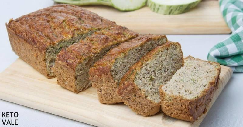 Zucchini Coconut Bread