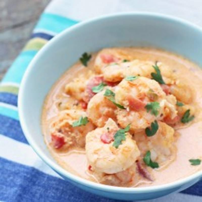 Brazilian Shrimp Stew (Moqueca de Camaroes)