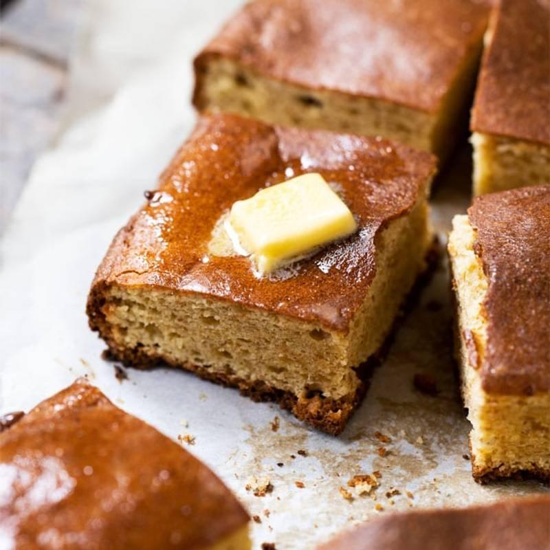 Grain Free & Keto Cornbread-Style Quick Bread