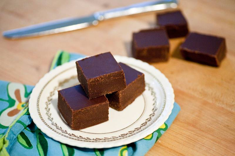 Easy Sugar-Free Chocolate Peanut Butter Fudge Recipe