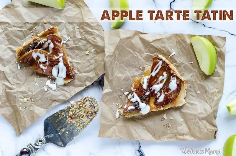 Apple Tarte Tatin Recipe (Grain Free)