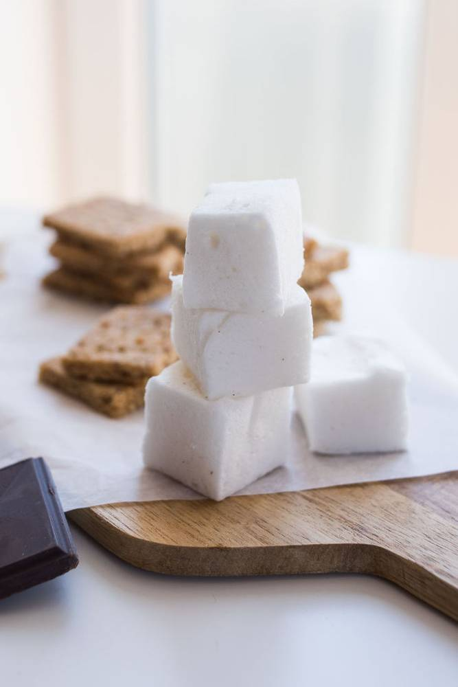 Keto Marshmallows Recipe