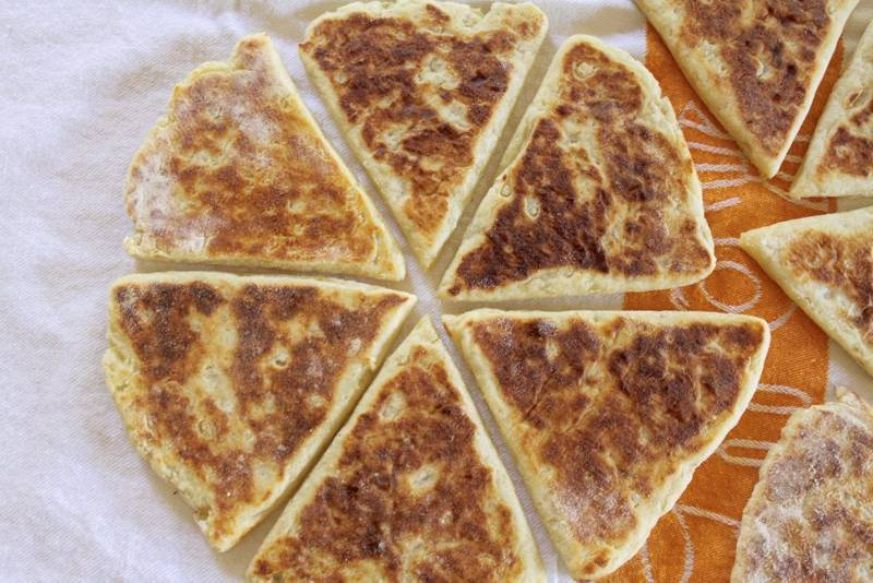 Scottish Potato Scones and British Breakfasts: a Tutorial