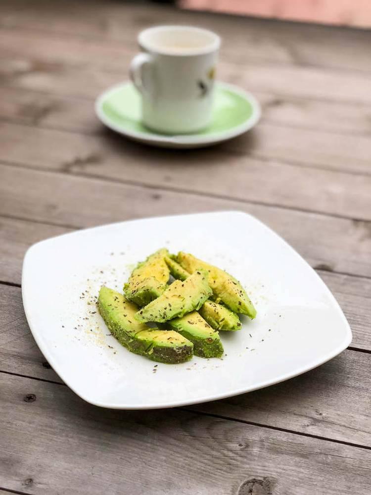 "Keto ""Everything"" Avocado Breakfast Recipe"