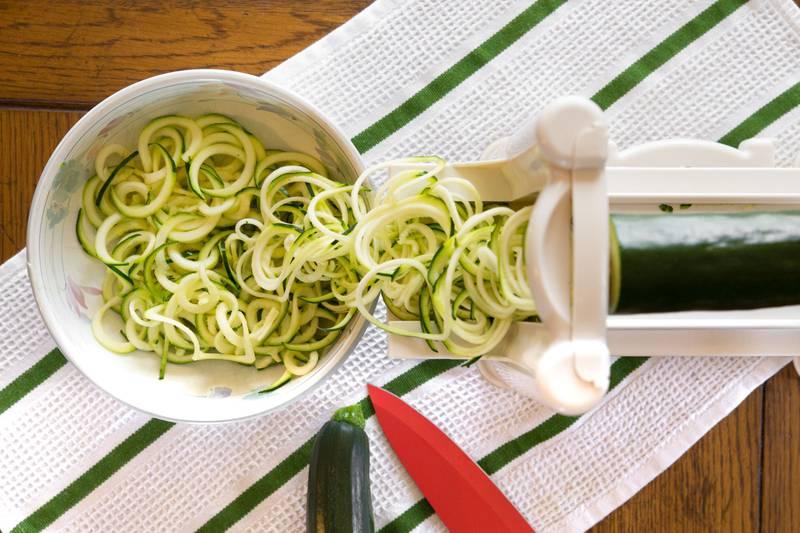 Zucchini Pasta (Zoodles) Recipe