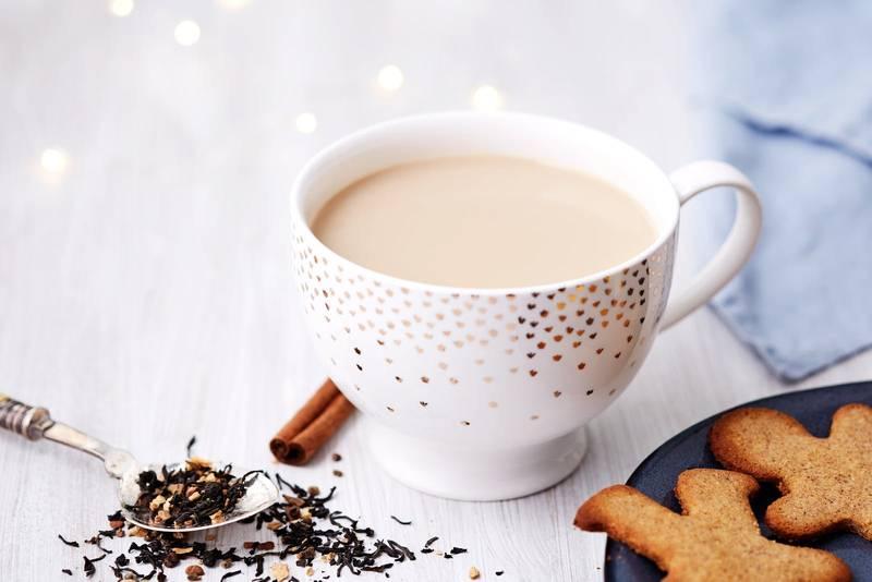 Keto Chai latte