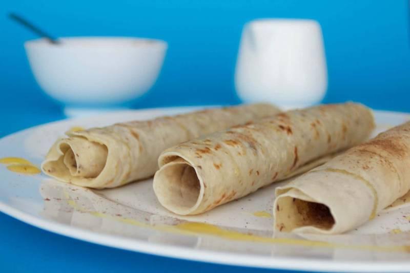 3-Ingredient Vegan Crepes