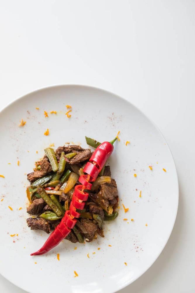 Keto Mexican Beef Stir-Fry Recipe