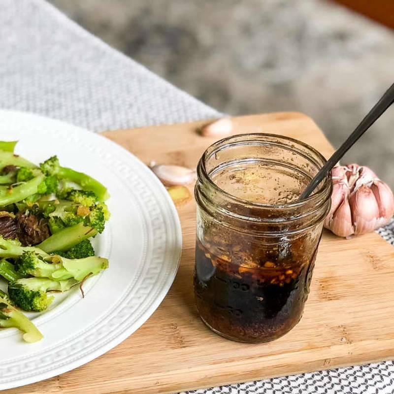Easy Asian Keto Stir-Fry Sauce