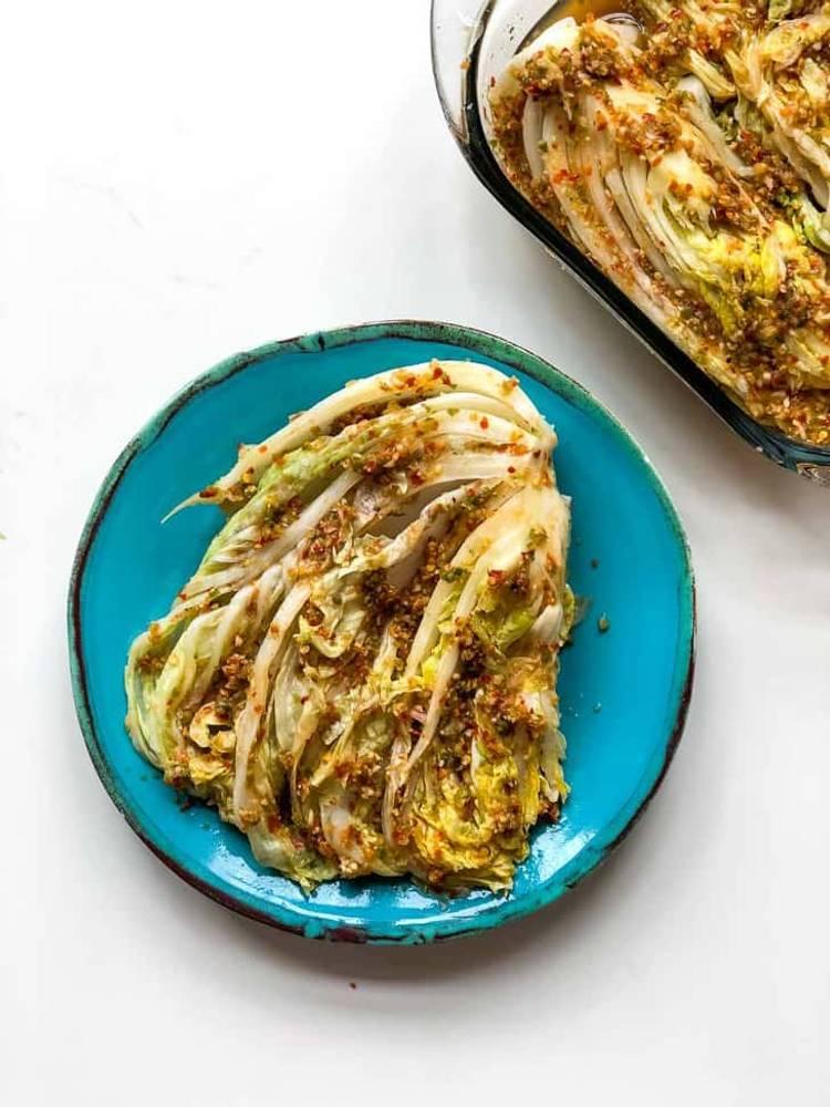 Easy Keto Kimchi Recipe