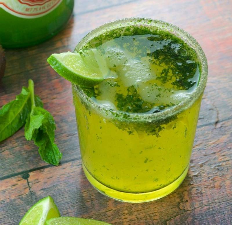 Moscow Mule Mojito