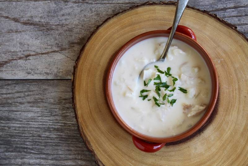 Cullen Skink, Just a Strange Scottish Name for Smoked Haddock Chowder