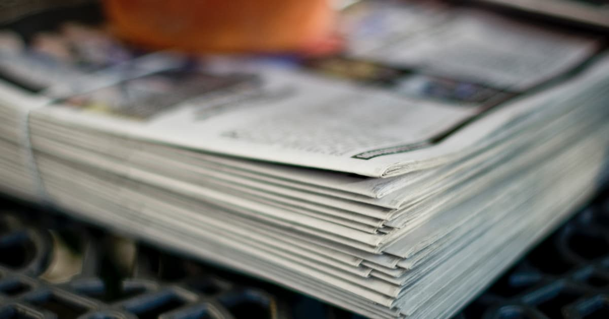 Newspapers are loaded with adjectives and adverbs that influence your emotions