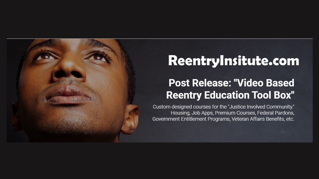 reentry for formerly incarcerated