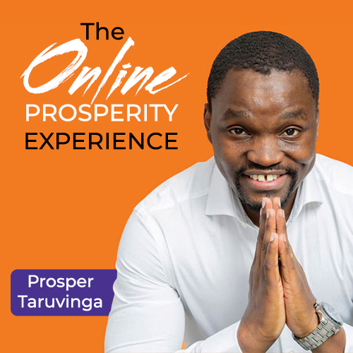The Online Prosperity Experience [PODCAST]